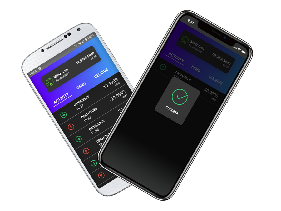 mmo mobile wallet